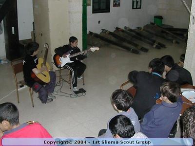 2003-04-04 Musician's Badge