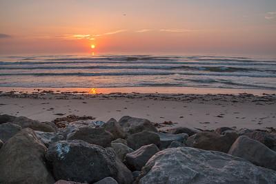 Surfside Beach Texas January 2017