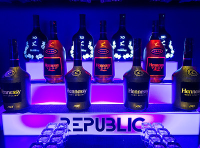 HENNESSY @ REPUBLIC LOUNGE 10/18/19