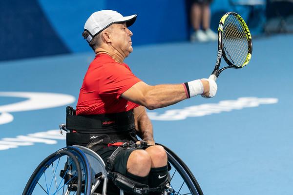 8-30-2021 Quad Singles Quarterfinal - Sugeno vs. Wagner