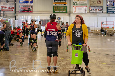 Battlefield Betties VS BRD Bombshells