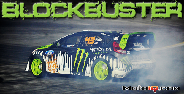 Block Buster, Inside Ken Block's Monster Gymkhana Killer
