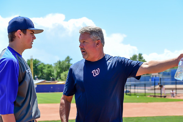 Washington Nationals - MLB - Workout - State of Colorado - July 29th 2015