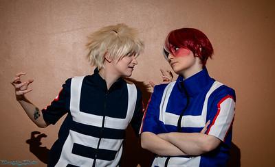 Bakugou & Todoroku