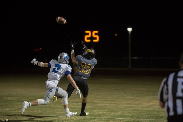 35 - 0 Over Catalina Foothills