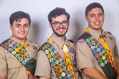Troop 118 Eagle Court of Honor 2021