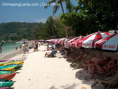 Loh Dalum Beach Koh Phi Phi