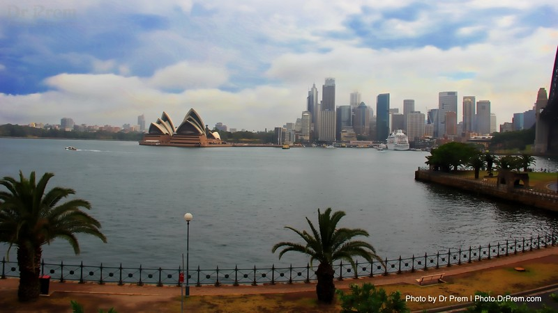 Bowing Down To Sydney Harbor- The Icon Of Dreams And Reality