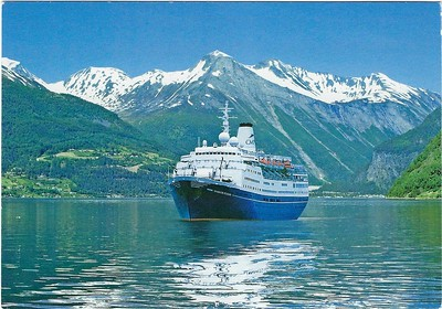 CMV - Cruise & Maritime Voyages