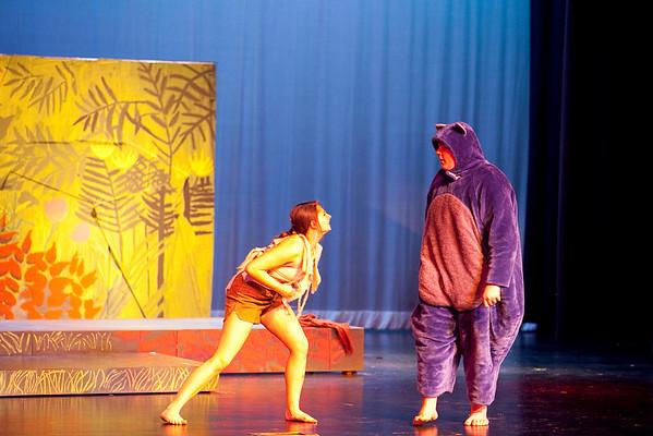Jungle Book Theatre Production