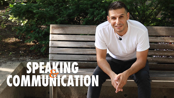 Latest project: Speaking and Communication video.