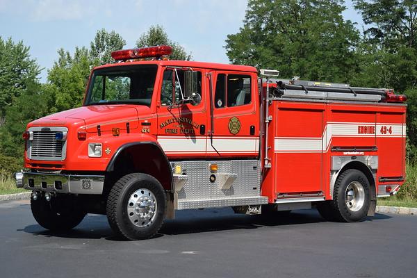Martinsville Fire Department