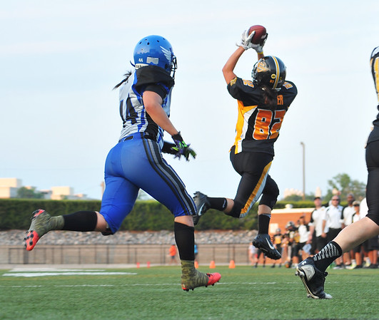 Pittsburgh Passion Repeat As IWFL Champions