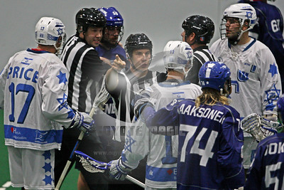 9/21/2015 - Finland vs. Israel - Tsha'Hon'nonyen'dakhwa' , Onondaga Nation Territory (Onondaga Nation Arena, Nedrow, NY) - Photographer Larry Palumbo