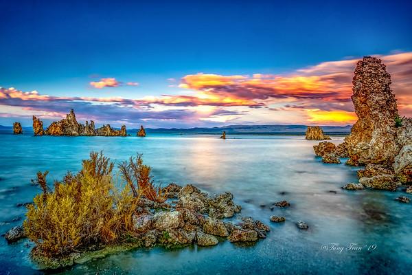 Mono Lake Sept - 2019