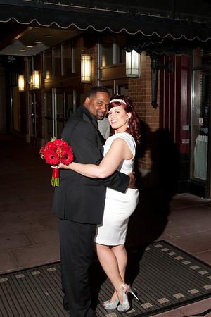 Melissa and Darius