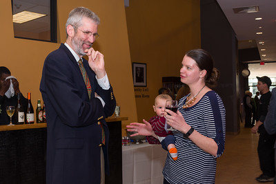Spring Convocation 2016 Reception