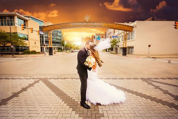 Nikki & Eric Wedding