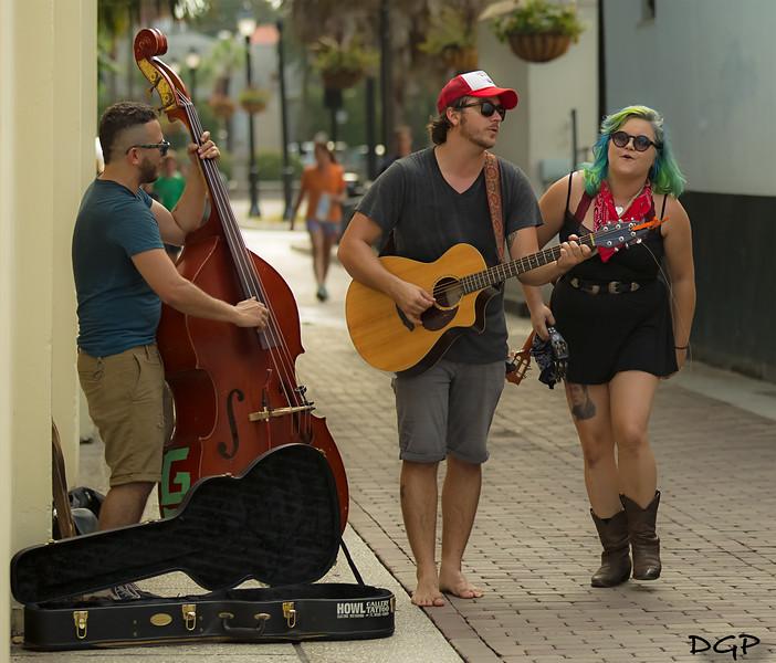 A Trio of St. George Street