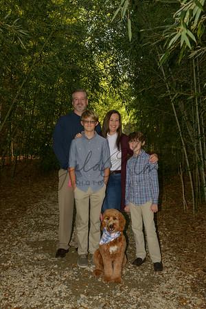 Sanderson Family Portraits