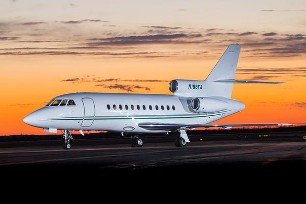 Falcon 900 N108FJ (High Res)