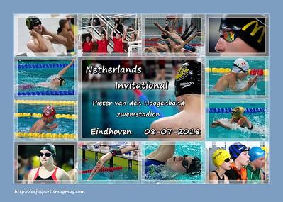 Netherlands Invitational @ Eindhoven  08/07/2018
