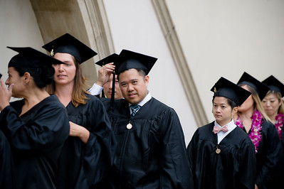 Commencement 2018: College of Graduate Nursing and the College of Optometry