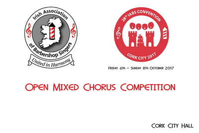 2017-1007 IABS - Mixed Chorus contest