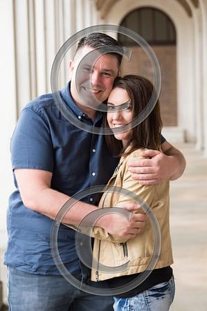 Emma and Dan Pre-wedding