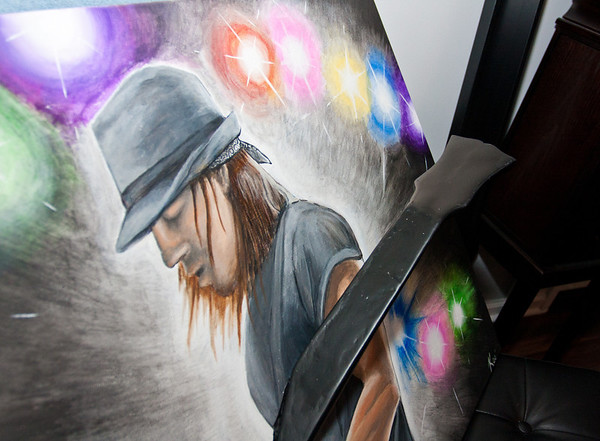 Paul's Painting