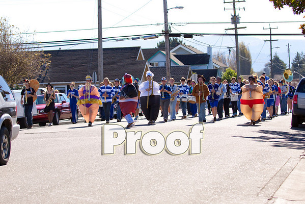 Homecoming Parade 09