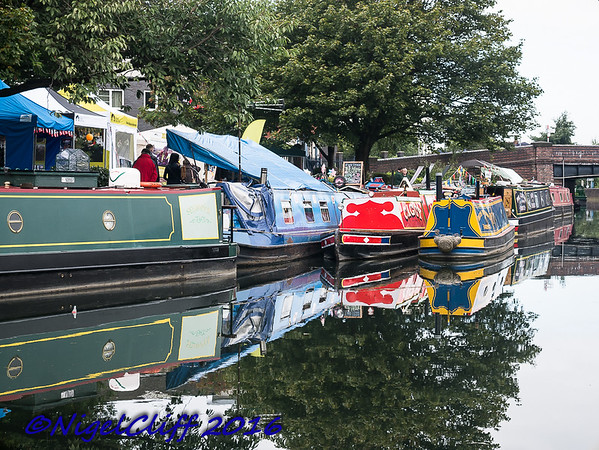 Tipton Canal Festival (18.09.2016)