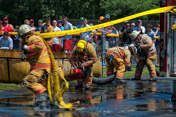 Old Saybrook Firemens Competition 2012