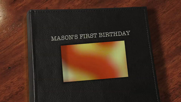 Mason's 1st Birthday Bash
