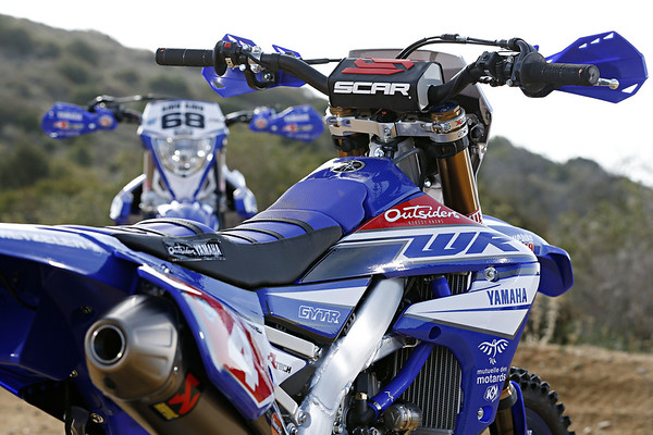 Yamaha Enduro Team Shooting 2018 - Team Outsiders