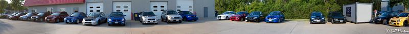 Subaru Owners Club 7.11.2012