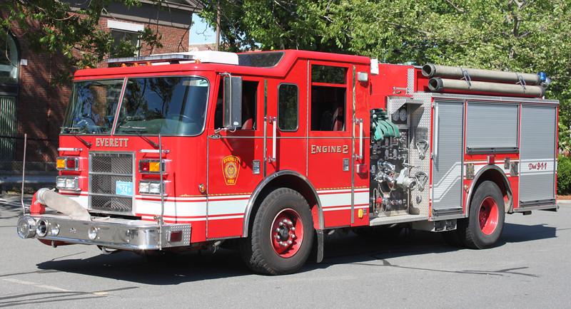 Engine 2  2001 Pierce  1500/750