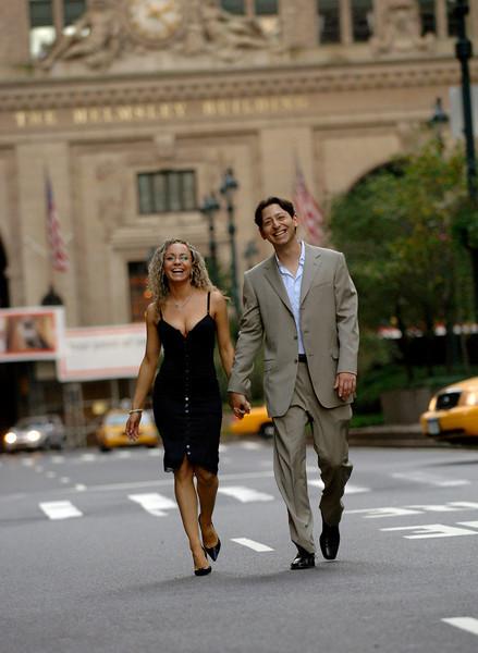 Anna & Tibor engagement