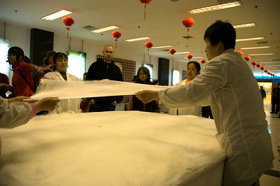Wednesday, Silk Factory & National Silk Embroidery Institute