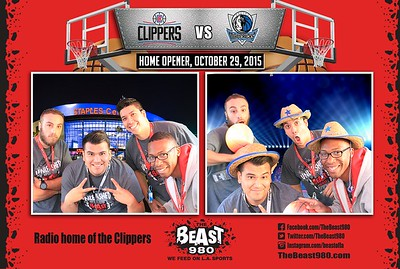 The Beast 980 - Clippers Opening Day