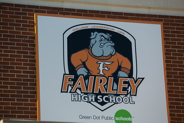 Fairley High School Grand Re-Opening