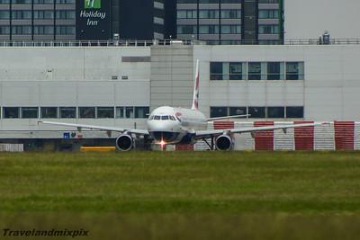 Airbus A321's of British Airways