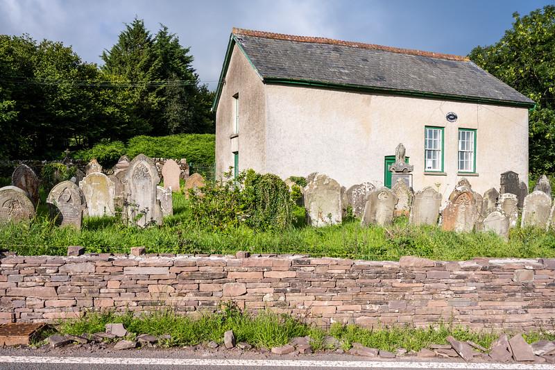 Presbyterian chapel in Wales