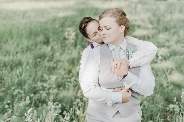 Audrey + Sara