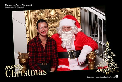 Mercedes-Benz Richmond Santa 2019
