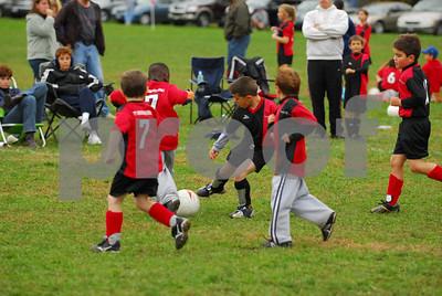 Team1 Black vs Team 2 Red - 10-25-08
