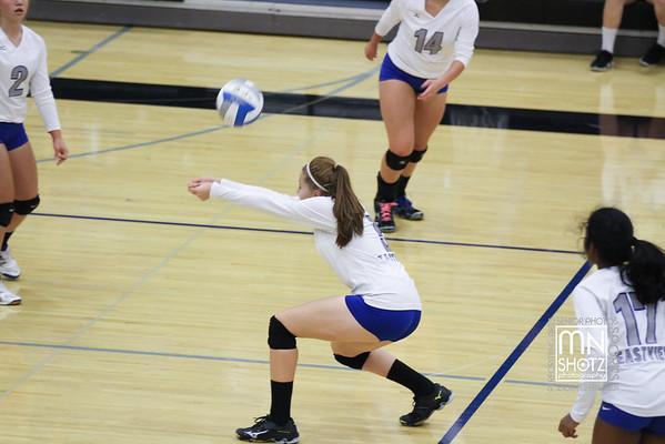 JV Volleyball Eastview vs Eagan