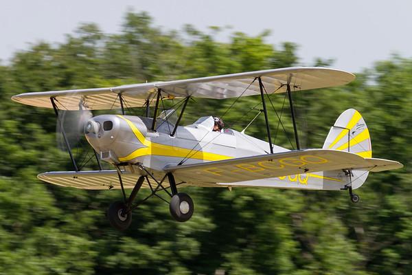 F-BCGQ - Stampe-Vertongen SV-4A