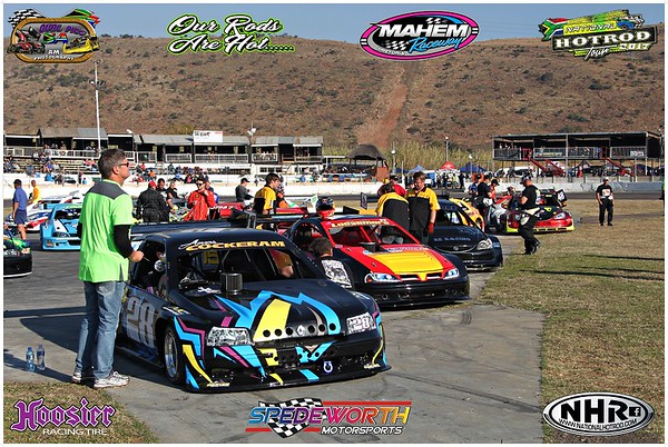 South African 2017 National Hot Rod Tour Round 3 - Ashley Mills
