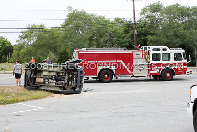 US Route 6 MVA (Eastham, MA) 9/3/08